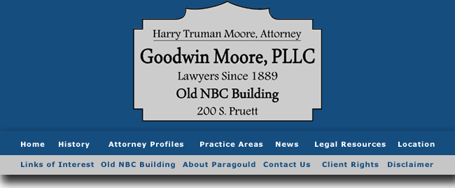 Goodwin Moore, PLLC - Links